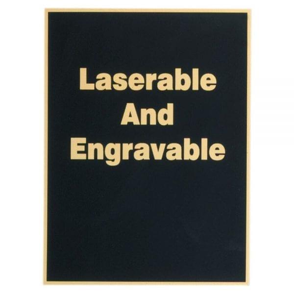 Steel Plaque plate